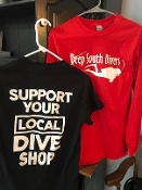 Support Your Local Dive Shop - Shirt